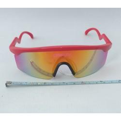 Retro Sunglasses Red